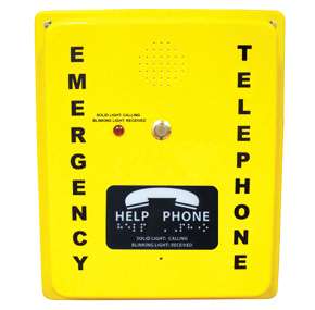 emergency pool phone