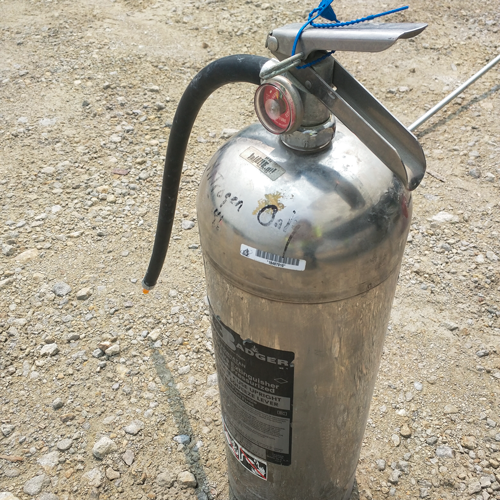 Class A Water Extinguisher